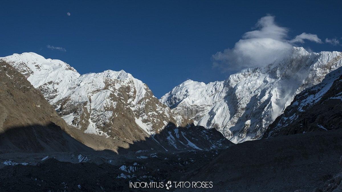 Pakistán 2 0287 Camp 2 Trek glaciar Kuk e Yaz