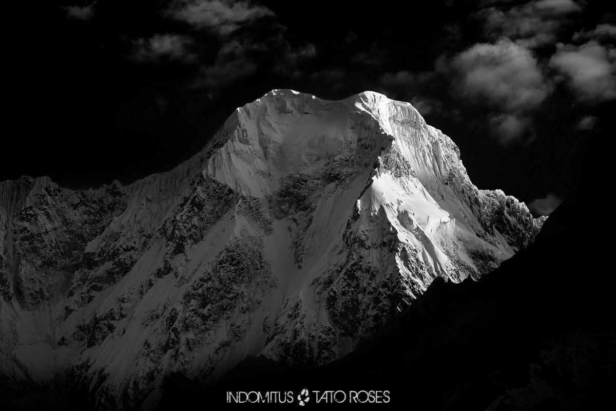 Pakistán 2 0493 BN Camp Mina Trek glaciar Yishkuk