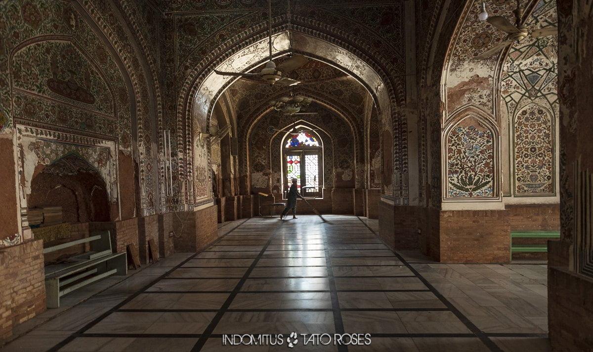 Pakistán 2 1111 Mezquita Mahabat Khan Peshawar