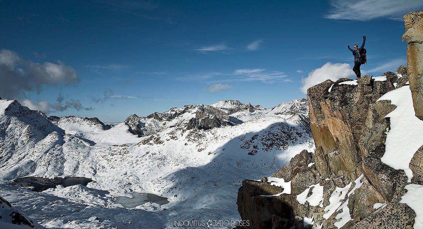 Pirineos Indomitus Tato Rosés 72