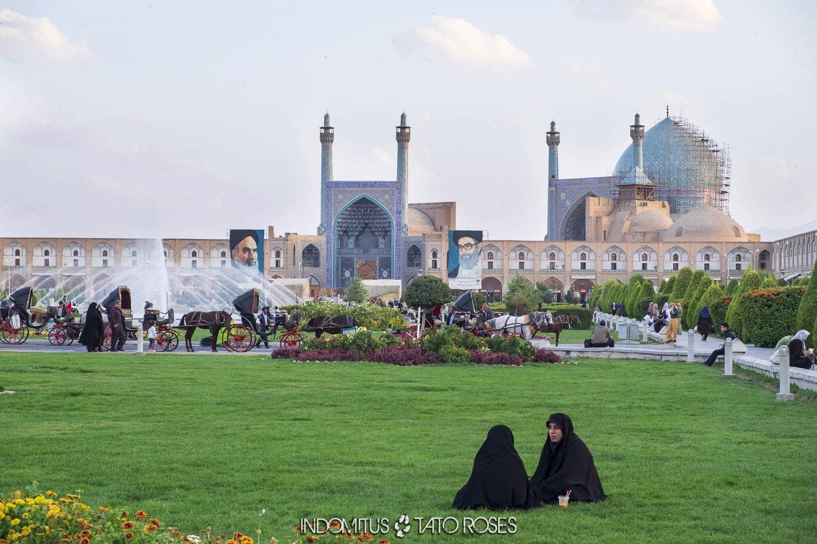 Irán 239 Naghsh i Jahan Isfahán