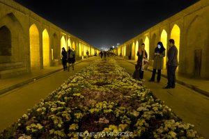 Irán 263 Puente Si o se Pol 33 arcos Isfahán
