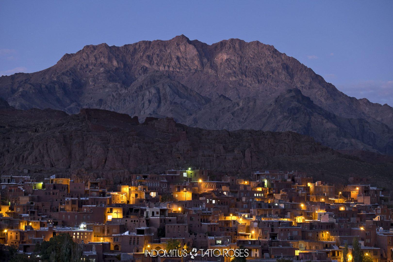 Irán 484 Abyaneh