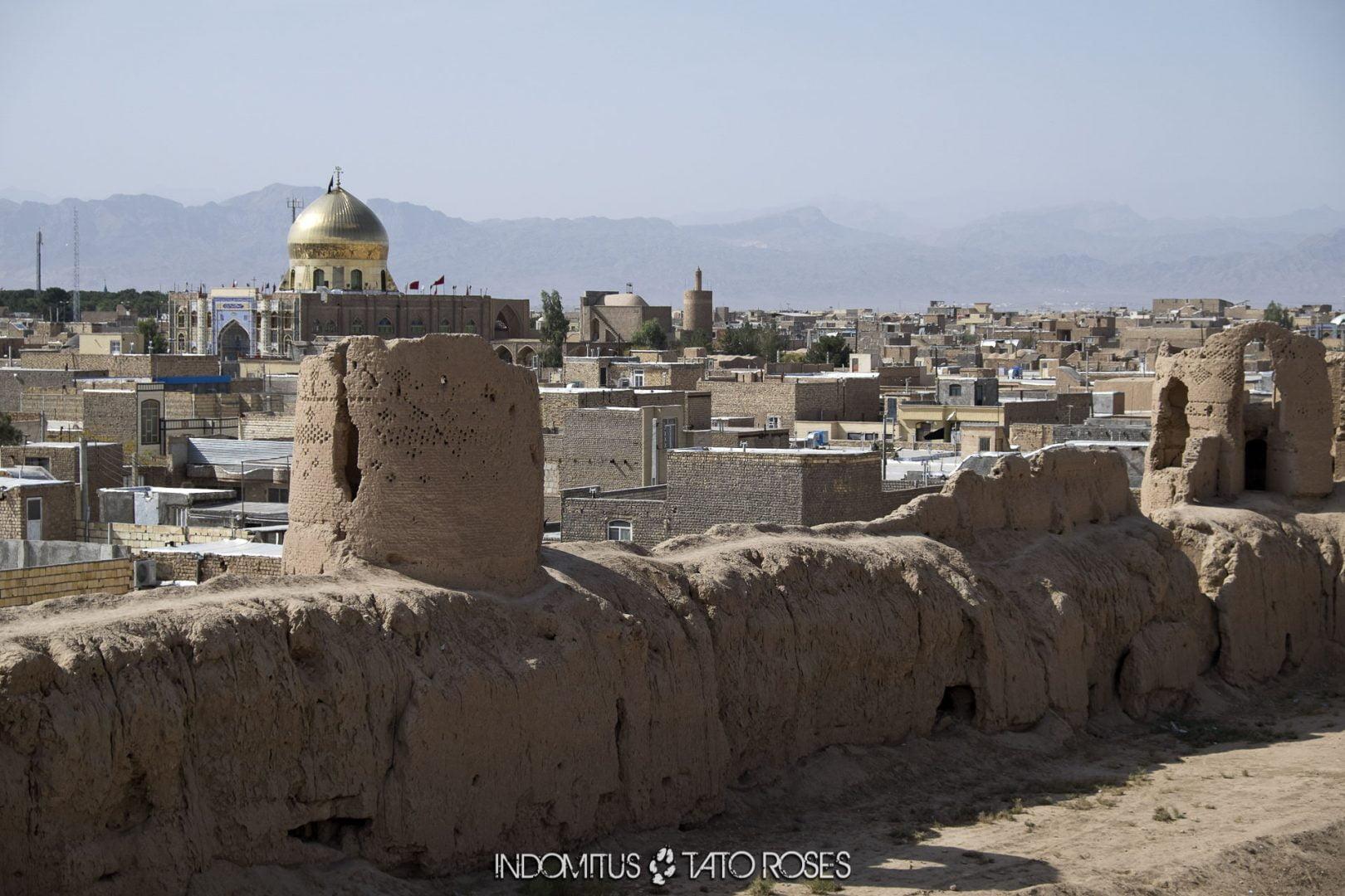 Irán 656 Fortaleza de Noush Abad