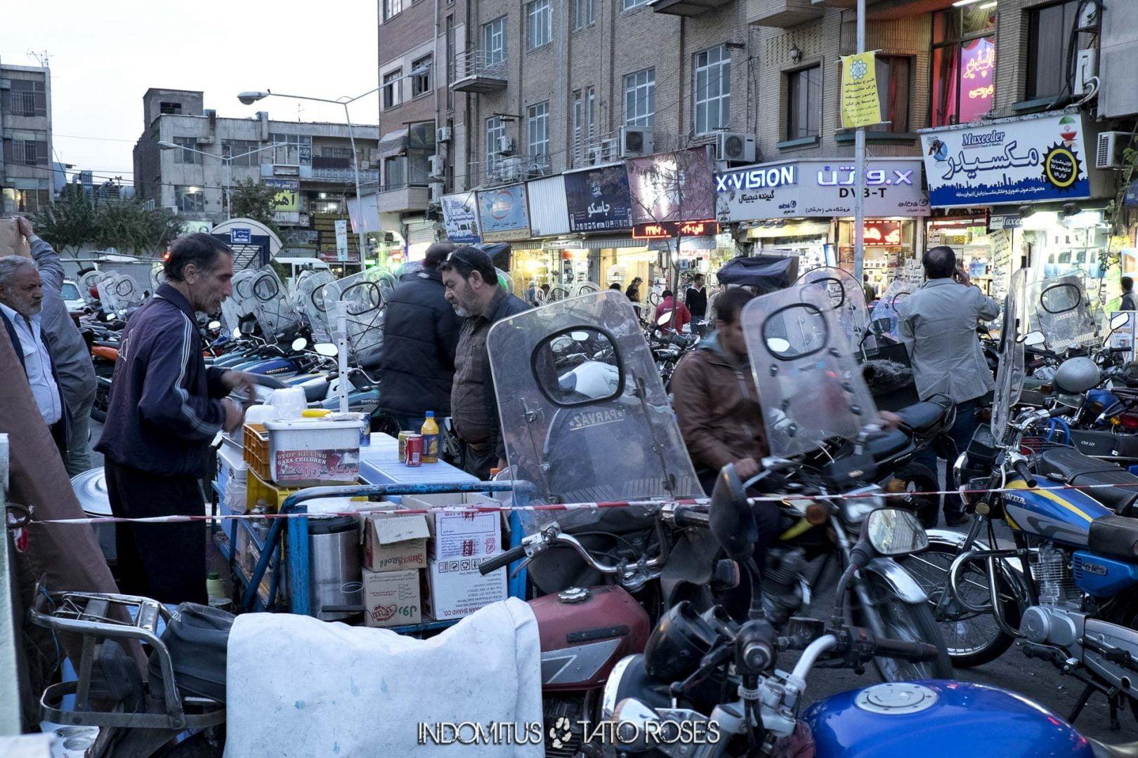 Irán 709 Teherán