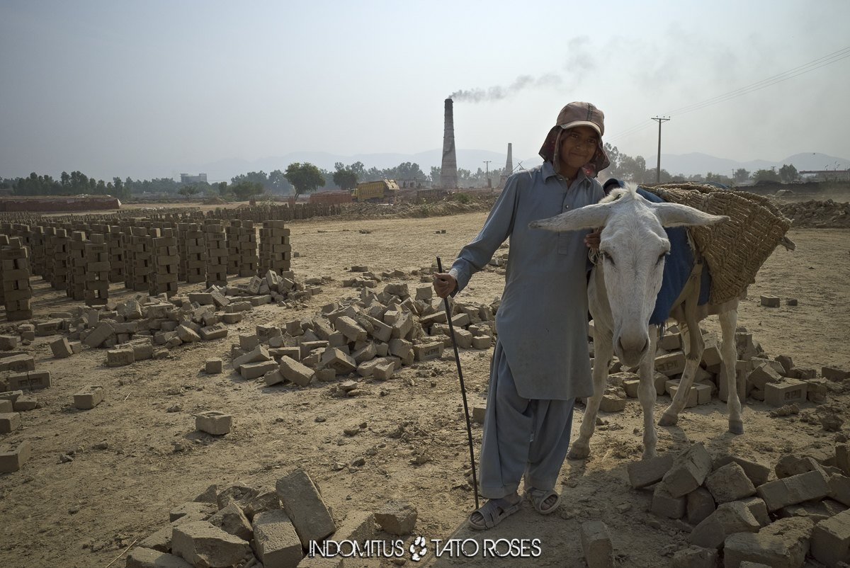 Fábrica de ladrillos, Rawalpindi - Peshawar