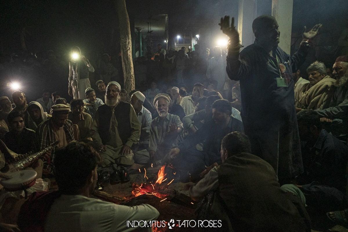 Santuario sufí, Peshawar