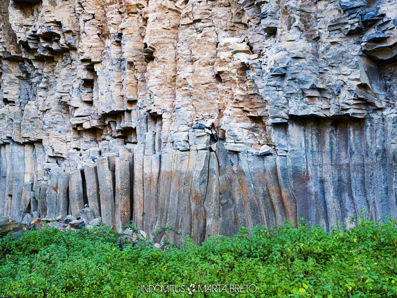 rocas basálticas