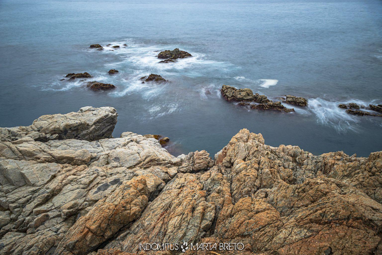 paisaje de costa