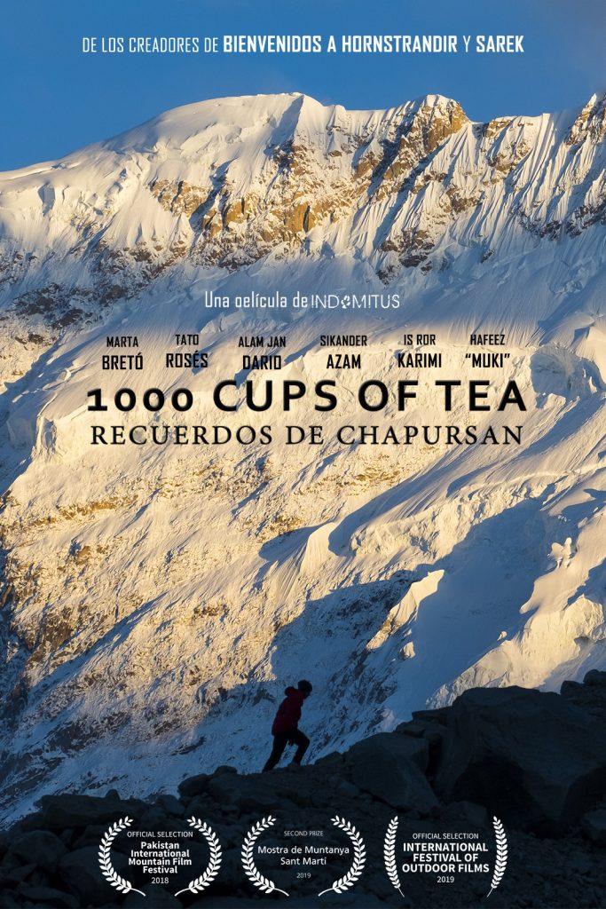 CARTELA 1000 Cups of Tea castellano
