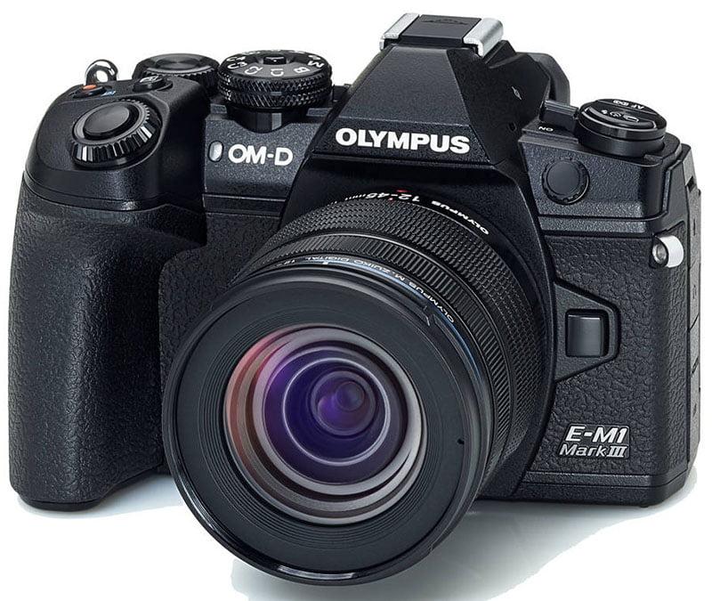 Olympus OMD EM 1 Mark III