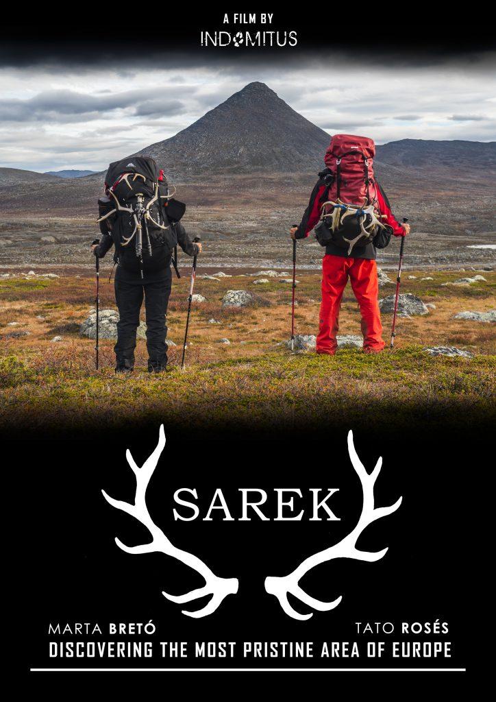 Portada de la película Sarek