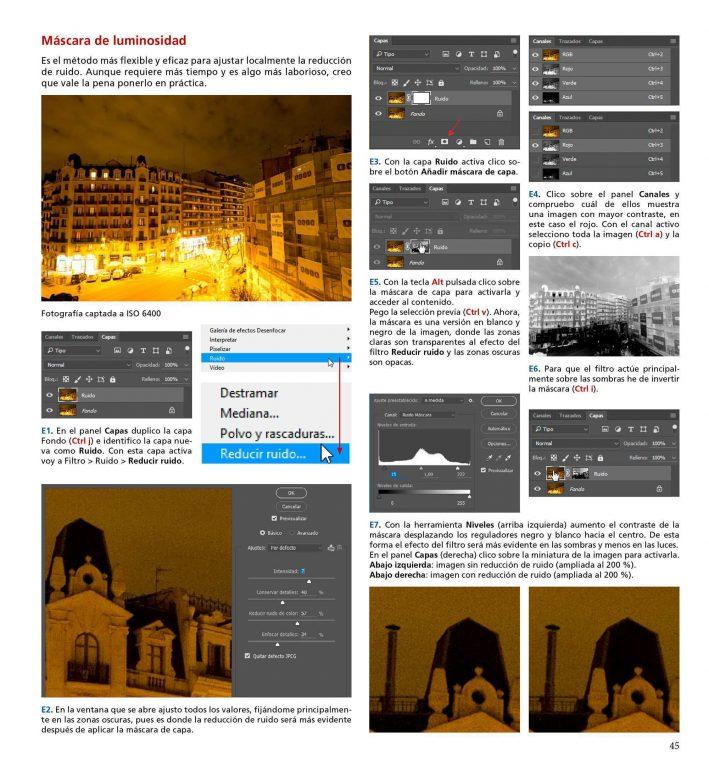 Tecnicas de edicion_Ruido-mascara-luminosidad