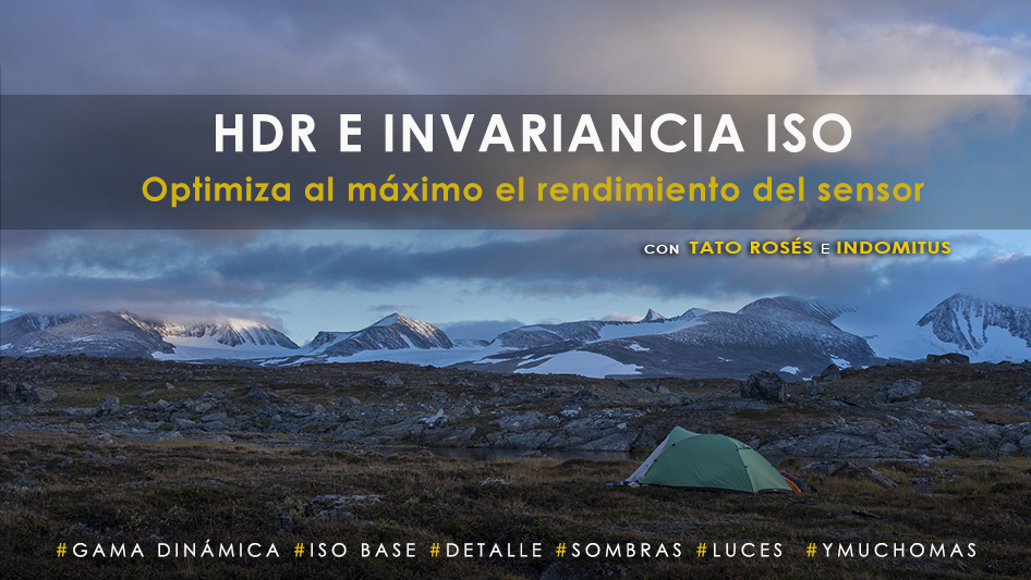HDR e invariancia ISO