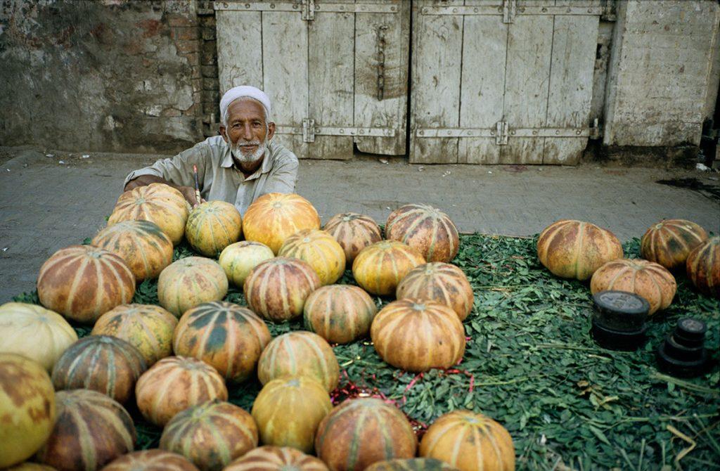 Pakistán Puesto de calabazas, Peshawar