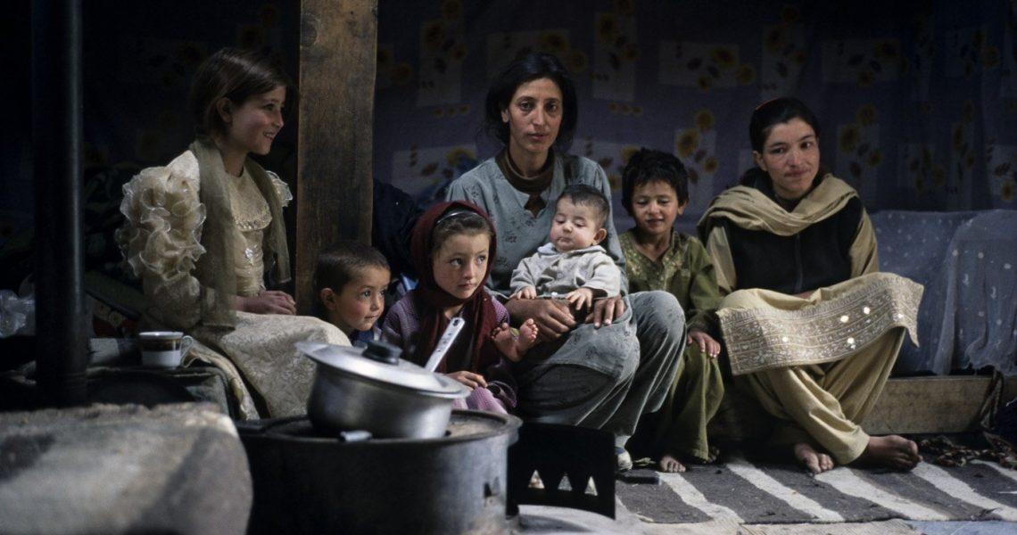 Familia en su casa, Shimshal